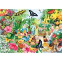 Butterfly House 1000 Jigsaw Puzzle