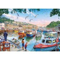 First Catch 1000 piece Jigsaw Puzzle Steve Crisp