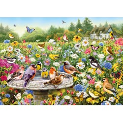 The Secret Garden Greg Giordano 1000 Jigsaw Puzzle