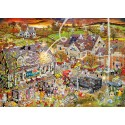 I Love Autumn Jigsaw Puzzle Mike Jupp