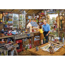 Grandad's Workshop Michael David Herring
