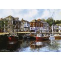 Padstow Harbour Terry Harrison