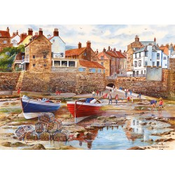 Robin Hood's Bay Terry Harrison 1000 Piece Jigsaw