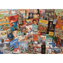 Spirit Of The 50s Jigsaw Puzzle Robert Opie