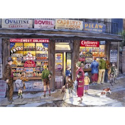 The Corner Shop Brian Eden