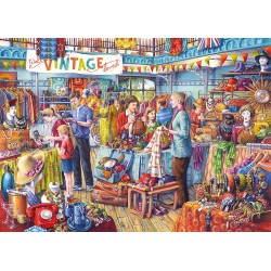 Nearly New 500XL Jigsaw Puzzle Tony Ryan