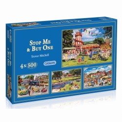 Stop Me & Buy One 4x500 Jigsaw