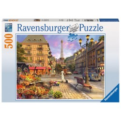 Ravensburger An Evening Walk by Dominic Davison 500 piece jigsaw puzzle