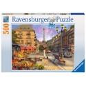 Ravensburger An Evening Walk by Dominic Davison 500 piece jigsaw puzzle