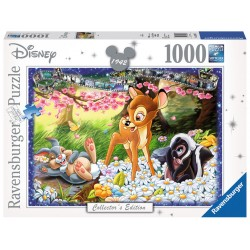 Ravensburger 19677 Disney Collector's Edition Bambi 1000 Pieces Jigsaw Puzzle