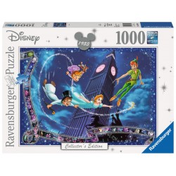 Ravensburger Peter Pan 1000 piece disney collectors jigsaw puzzle 19743