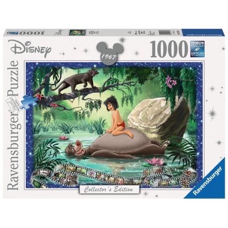 Ravensburger Jungle Book 1000 piece disney collectors jigsaw puzzle 19744