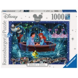 Ravensburger The Little Mermaid Ariel 1000 piece disney collectors jigsaw