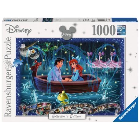 Ravensburger The Little Mermaid Ariel 1000 piece disney collectors jigsaw