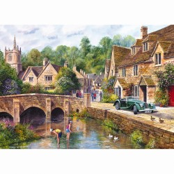 Castle Combe Terry Harrison