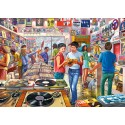 Retro Records 1000pc Puzzle Steve Crisp