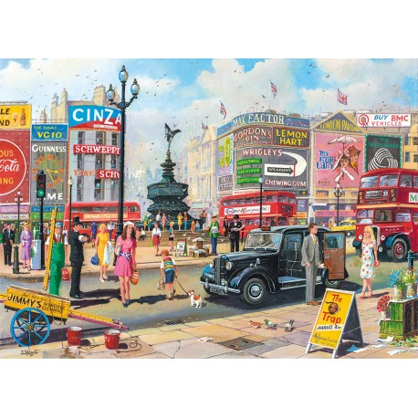 Piccadilly 1000pc Jigsaw Puzzle
