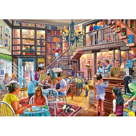 Story Time 1000pc Jigsaw Puzzle