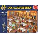Jan van Haasteren- Darts- 1000 piece Jigsaw Puzzle
