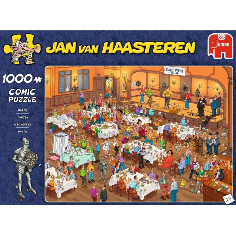 jan van haasteren missing piece of puzzles