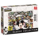 Jumbo Disney Mickey Mouse 90th Anniversary 1000 Piece Jigsaw Puzzle
