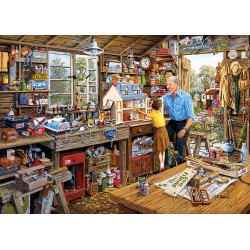 Grandad's Workshop 500XL Jigsaw