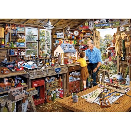 Grandad's Workshop 500XL Jigsaw