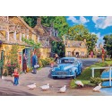 Morning Delivery 500XL Jigsaw Puzzle