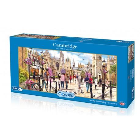 Cambridge 636pc Jigsaw Puzzle