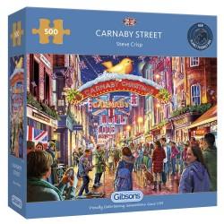 Carnaby Street 500 Piece Jigsaw Puzzle