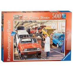 Happy Days at Work, The Factory Worker, 500pc