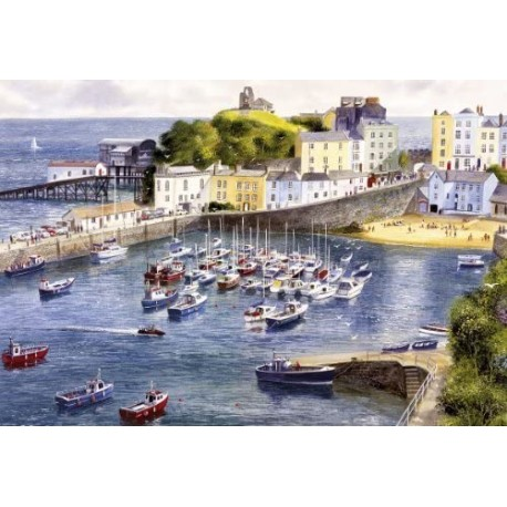 Gibson Tenby 500 Piece Puzzle