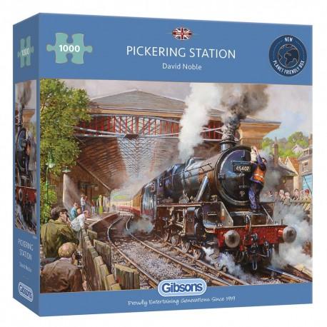 Pickering Station 1000 Piece Jigsaw Puzzle