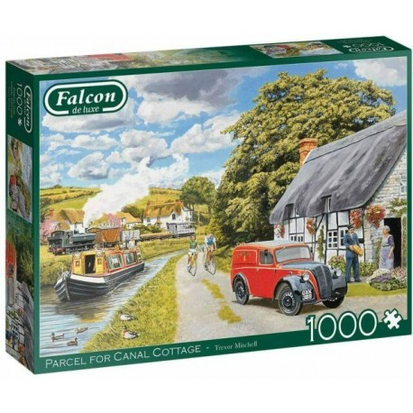 Parcel for Canal Cottage - 1000 Pieces