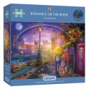 Gibson Romance on the River Jigsaw Puzzle, 1000pc