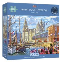 Albert Dock, Liverpool 1000 Piece Jigsaw Puzzle