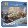 Kestrel at Hartlepool 500 Piece Jigsaw Puzzle