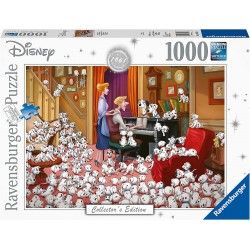 Disney Collection 101 Dalmatian - 1000 Pieces