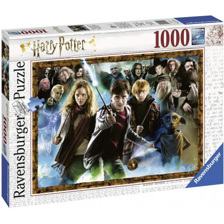 Ravensburger Harry Potter ,1000pc Jigsaw Puzzle
