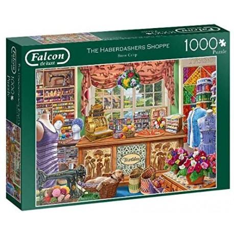 Haberdashers Shoppe 1000 Piece Jigsaw Puzzle