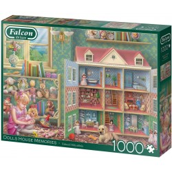 Dolls House Memories 1000 Piece Jigsaw Puzzle