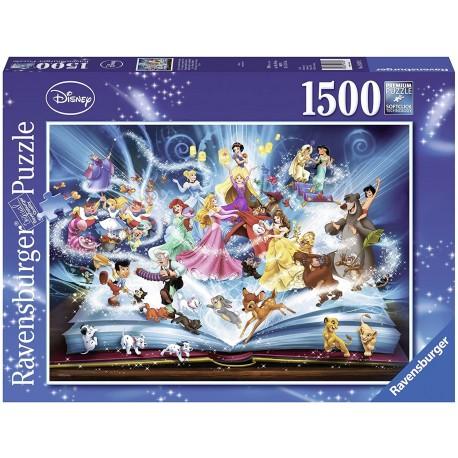Disney Storybook 1500pc Jigsaw Puzzle