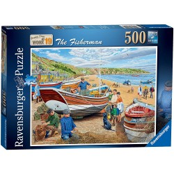 The Fisherman 500 Piece Jigsaw