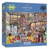Gibsons Story Time 500 Extra Large Piece Jigsaw Puzzle