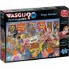 Jumbo 19182 Wasgij Mystery 19-Bingo Blunder 1000 Piece Jigsaw Puzzle