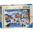 The Winter Village 1000 Piece Jigsaw