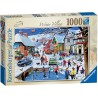 The Winter Village 1000 Piece Jigsaw