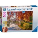 Peaceful Mill 500 XL Piece Jigsaw Puzzle