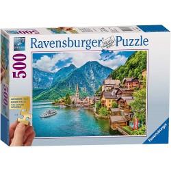 Ravensburger Hattstatt, Austria 500 XL Piece Jigsaw
