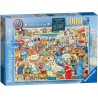 Best of British No.23 - The Auction 1000 Piece Jigsaw Puzzle